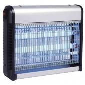 ZANZAZAP LED 20 FULMINA INSETTI CON TUBI A LED DA 6,5WATT