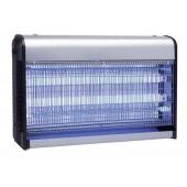 Fulmina insetti area 300MQ tubi LED 10W (40) EZ005 ZANZAZAP LED 40 CFG