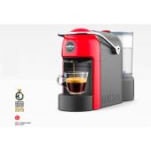Macchina da caffè - capsule - rossa/nero -