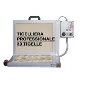 TIGELLIERA PER USO PROFESSIONALE 24/30 TIGELLE FGCRES